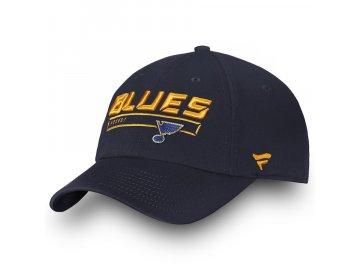 Kšiltovka St. Louis Blues Authentic Pro Rinkside Fundamental