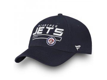 Kšiltovka Winnipeg Jets Authentic Pro Rinkside Fundamental