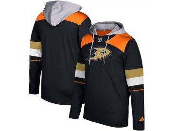 Mikina Anaheim Ducks Adidas Jersey Pullover Hoodie