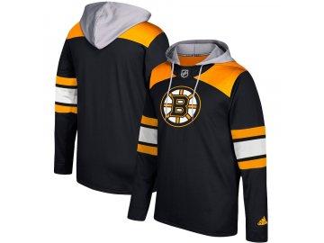 Mikina Boston Bruins Adidas Jersey Pullover Hoodie