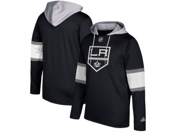 Mikina Los Angeles Kings Adidas Jersey Pullover Hoodie