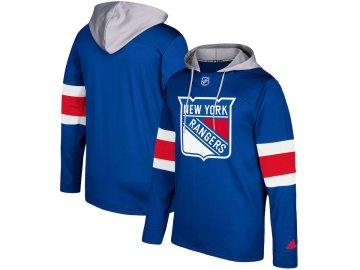 Mikina New York Rangers Adidas Jersey Pullover Hoodie 2af3c482c