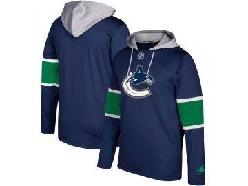 Mikina Vancouver Canucks Adidas Jersey Pullover Hoodie