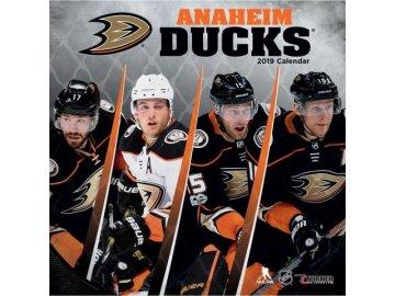 Kalendář Anaheim Ducks 2019