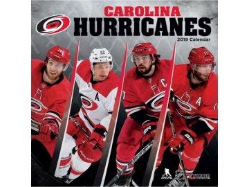 Kalendář Carolina Hurricanes 2019