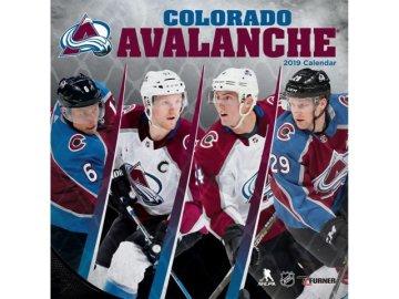 Kalendář Colorado Avalanche 2019