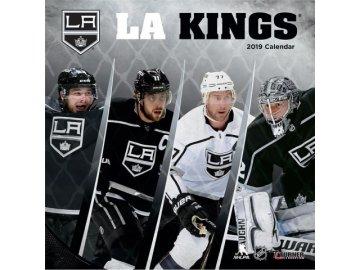 Kalendář Los Angeles Kings 2019