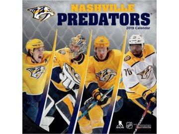 Kalendář Nashville Predators 2019