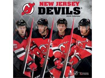 Kalendář New Jersey Devils 2019