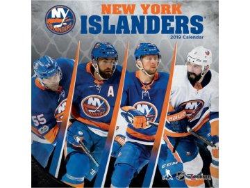 Kalendář New York Islanders 2019