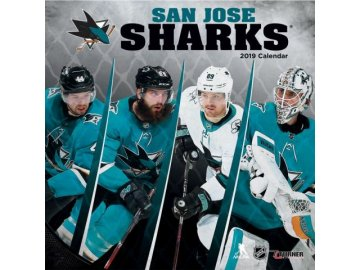 Kalendář San Jose Sharks 2019