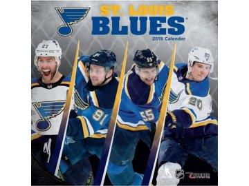Kalendář St. Louis Blues 2019