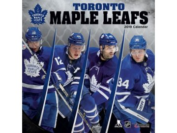 Kalendář Toronto Maple Leafs 2019