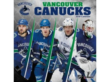 Kalendář Vancouver Canucks 2019