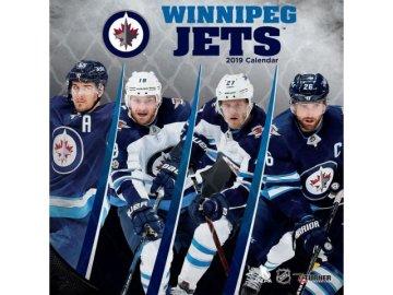 Kalendář Winnipeg Jets 2019