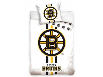 NHL povleceni Boston Bruins White