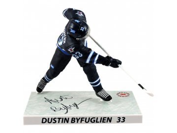 Figurka Winnipeg Jets Dustin Byfuglien #33 Imports Dragon Player Replica