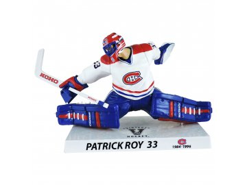 Figurka Montreal Canadiens Patrick Roy #33 VINTAGE COLLECTION Imports Dragon Player Replica