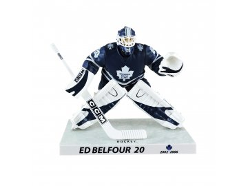 Figurka Toronto Maple Leafs Ed Belfour #20 VINTAGE COLLECTION Imports Dragon Player Replica