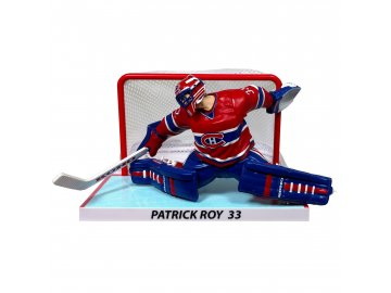 Figurka Montreal Canadiens Patrick Roy #33 Imports Dragon Player Replica