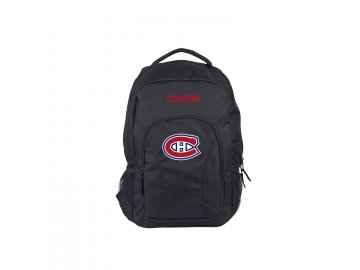NHL Draftday Backpack Montreal Canadiens black