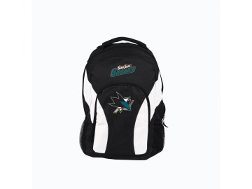 NHL Draftday Backpack San Jose Sharks color
