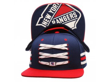Zephyr Lacer Locker New York Rangers DARK ROYAL