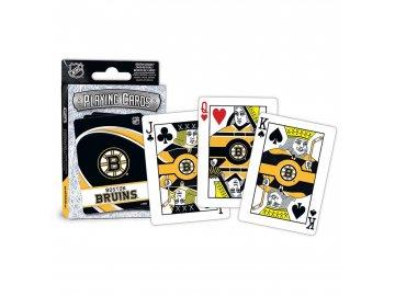 Hrací Karty Boston Bruins