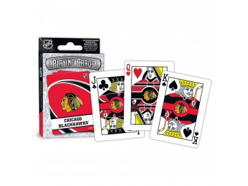 Hrací Karty Chicago Blackhawks