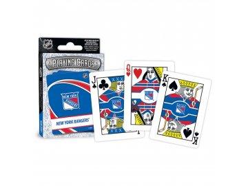 Hrací Karty New York Rangers