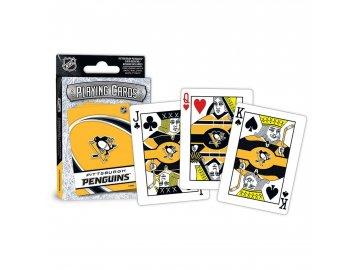 Hrací Karty Pittsburgh Penguins