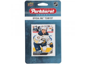 Hokejové Karty Buffalo Sabres Upper Deck Parkhurst 2018/19 Team Card Set
