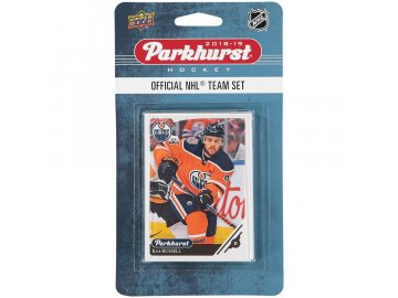 Hokejové Karty Edmonton Oilers Upper Deck Parkhurst 2018/19 Team Card Set
