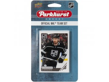 Hokejové Karty Los Angeles Kings Upper Deck Parkhurst 2018/19 Team Card Set
