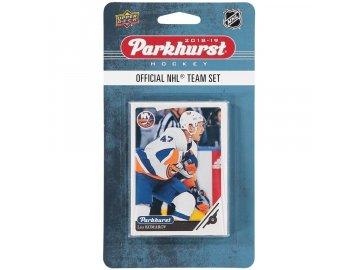 Hokejové Karty New York Islanders Upper Deck Parkhurst 2018/19 Team Card Set