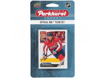 Hokejové Karty Washington Capitals Upper Deck Parkhurst 2018/19 Team Card Set