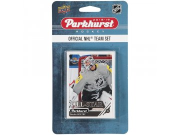Hokejové Karty NHL Upper Deck Parkhurst 2018/19 Card Set