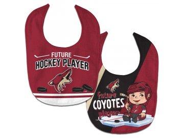 Bryndák Arizona Coyotes WinCraft Future Hockey Player 2 Pack