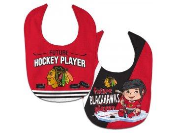 Bryndák Chicago Blackhawks WinCraft Future Hockey Player 2 Pack