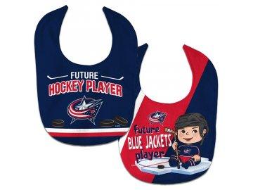 Bryndák Columbus Blue Jackets WinCraft Future Hockey Player 2 Pack