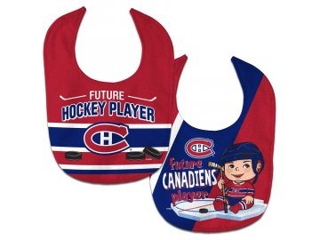 Bryndák Montreal Canadiens WinCraft Future Hockey Player 2 Pack