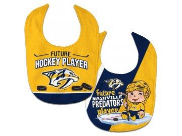 Bryndák Nashville Predators WinCraft Future Hockey Player 2 Pack