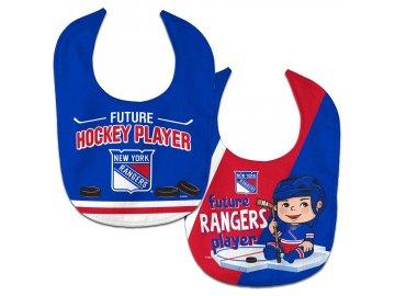 Bryndák New York Rangers WinCraft Future Hockey Player 2 Pack