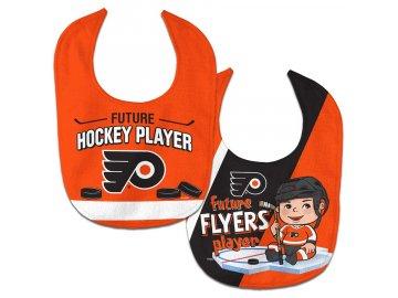 Bryndák Philadelphia Flyers WinCraft Future Hockey Player 2 Pack