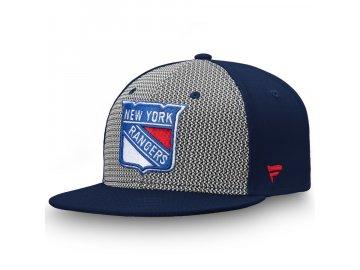 Kšiltovka New York Rangers Versalux Fitted