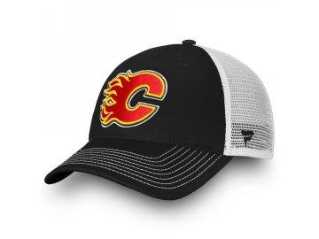 Dětská Kšiltovka Calgary Flames Core Trucker