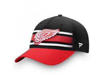 Kšiltovka Detroit Red Wings Iconic Alpha Adjustable