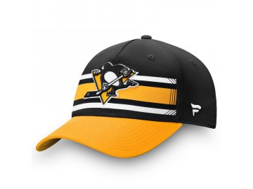 Kšiltovka Pittsburgh Penguins Iconic Alpha Adjustable