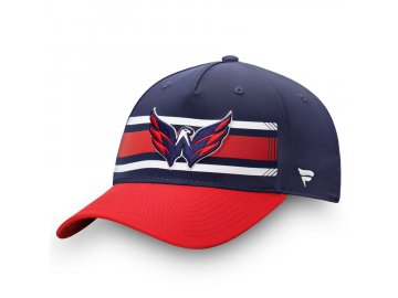 Kšiltovka Washington Capitals Iconic Alpha Adjustable