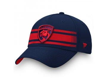 Kšiltovka Florida Panthers Iconic Stripe Speed Flex